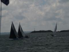 Start of Second Race