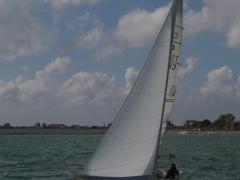 Portsmouth Sailing Club 2017, Jim Page