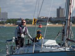 Portsmouth Sailing Club Regatta 2017, Jim Page